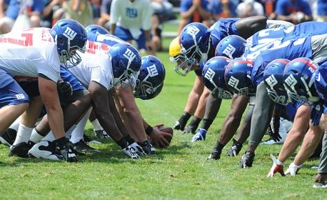 Giants training camp holds the answers to the many questions fans have going into the 2013 NFL season.