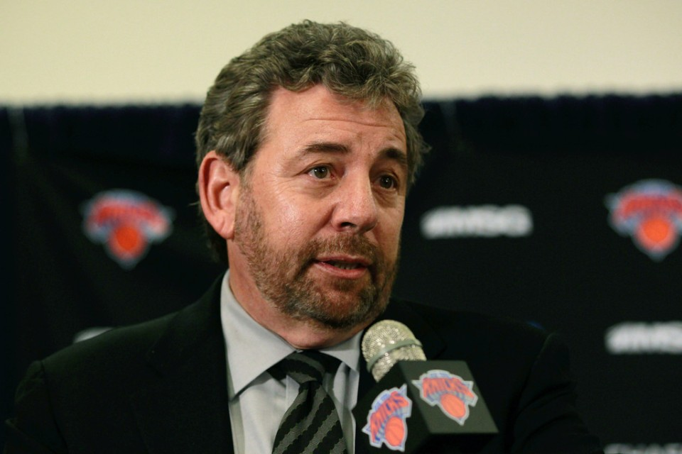 Knicks Hire Mills As GM