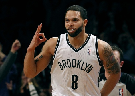 Deron Williams is a valuable contributor in the starting unit, or off the bench.  Photo Courtesy of The Star.