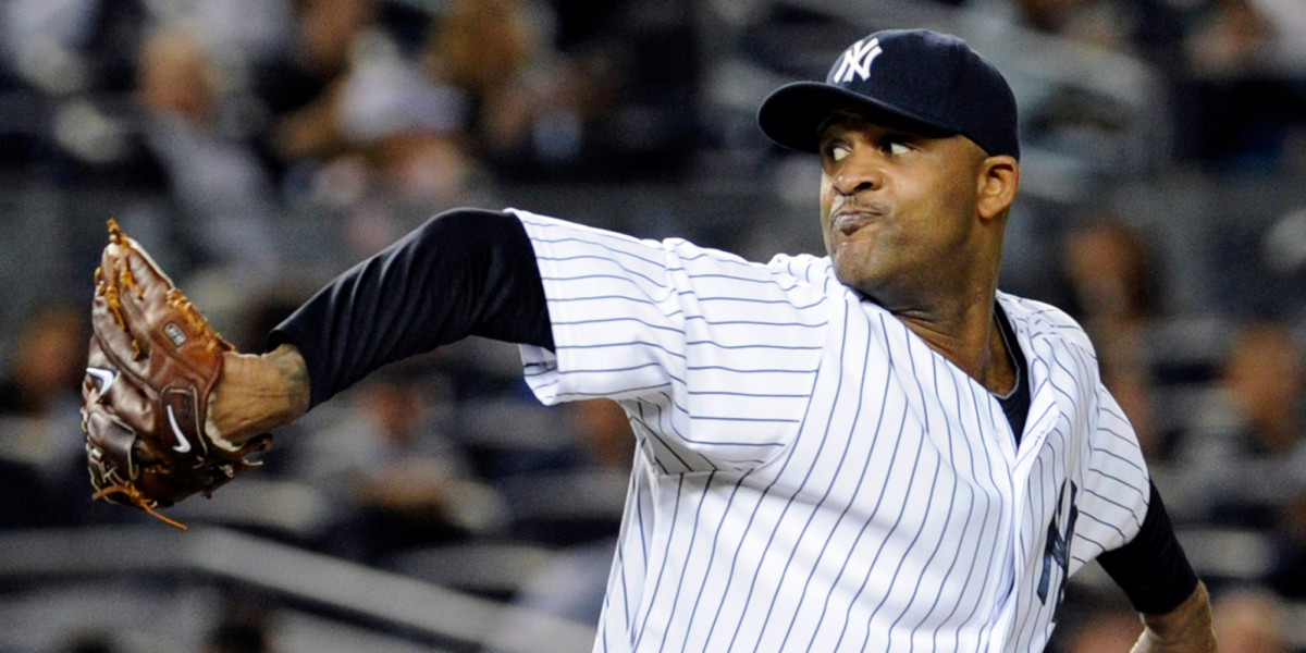 Sabathia Done For Remainder of Season