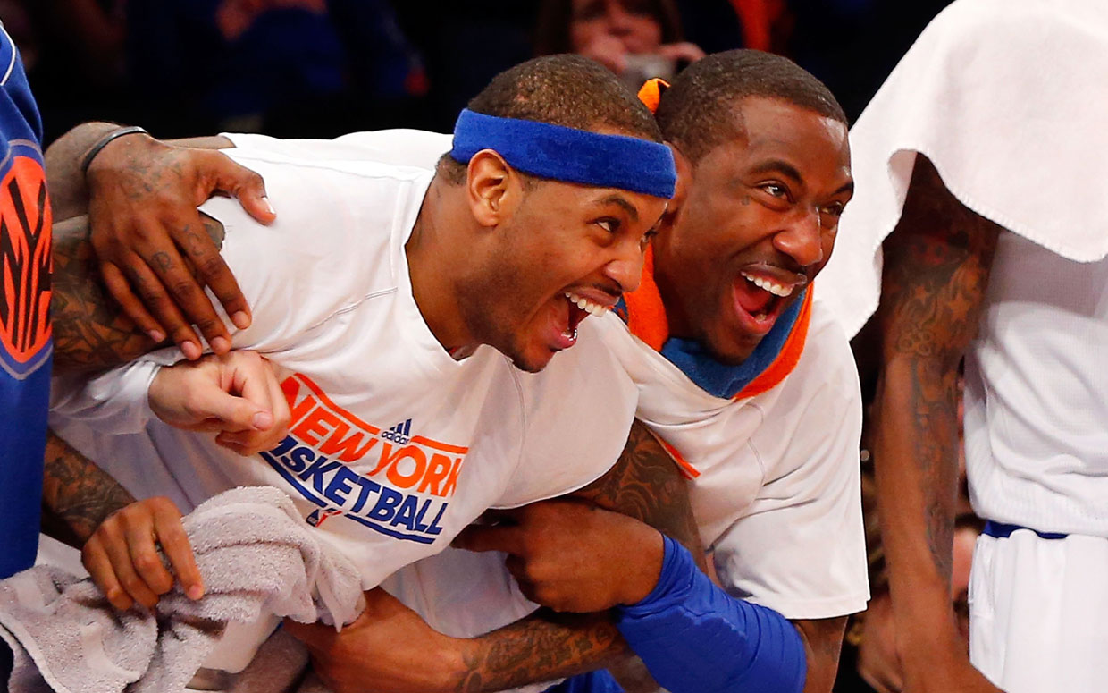 Post schedule predictions for the knicks