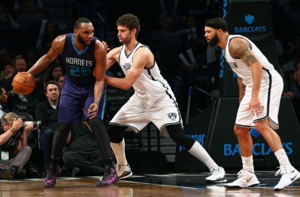 The Nets win over the Hornets may have been their most important of the season (Getty Images)