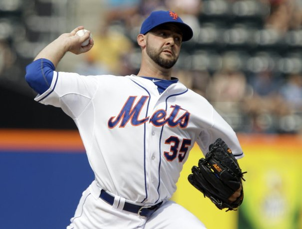 Dillon Gee, 28, looks to take over in the rotation for Zack Wheeler. (AP)