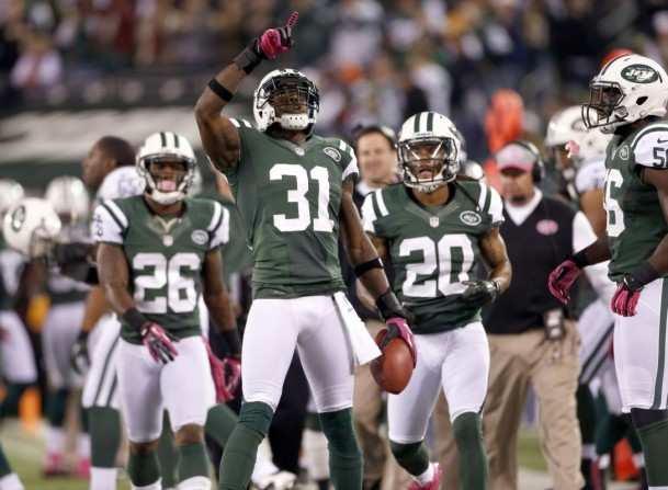 The Jets are building a strong defense, and merely need a competent QB to win games.