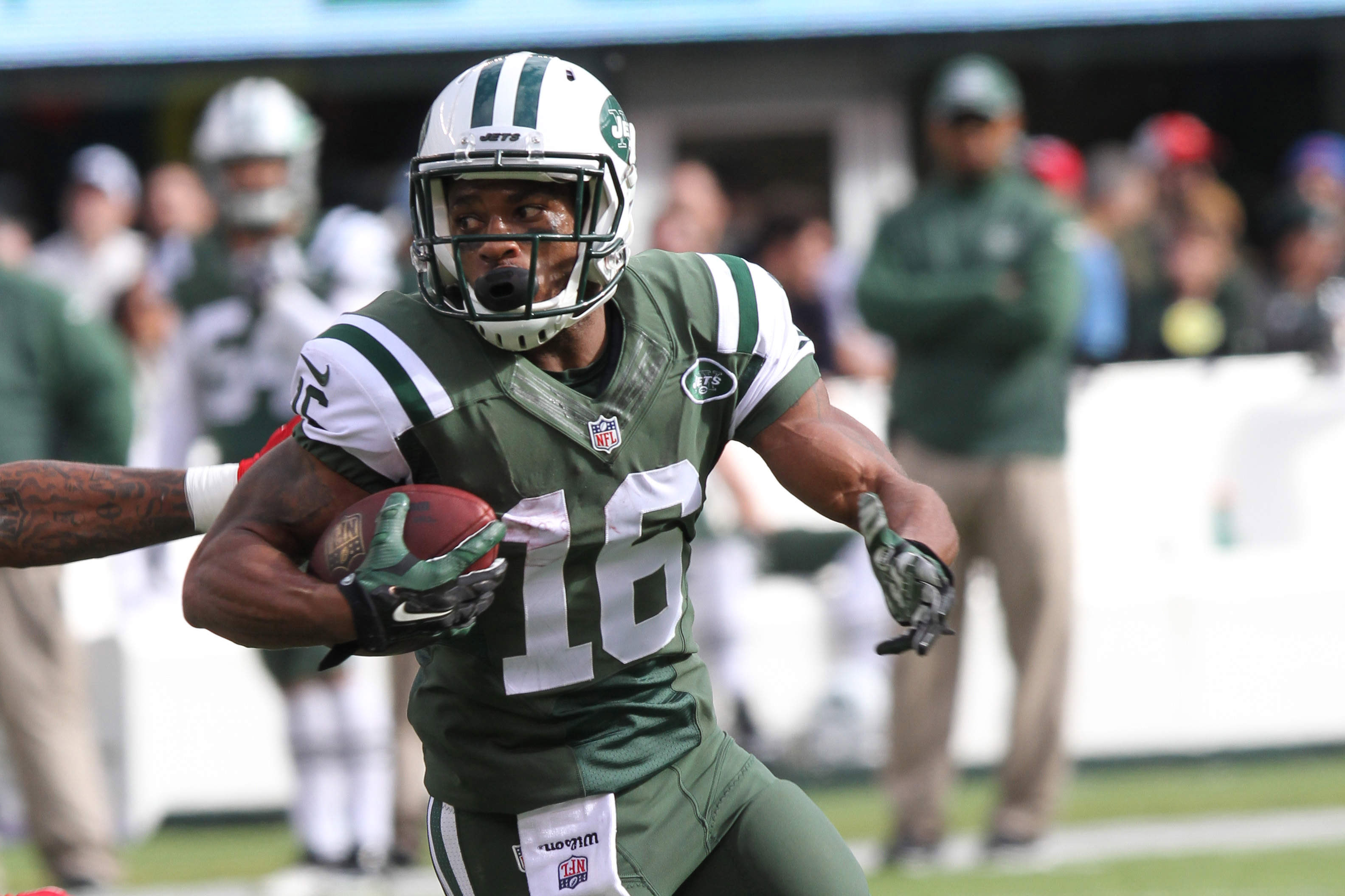 Percy Harvin Jets