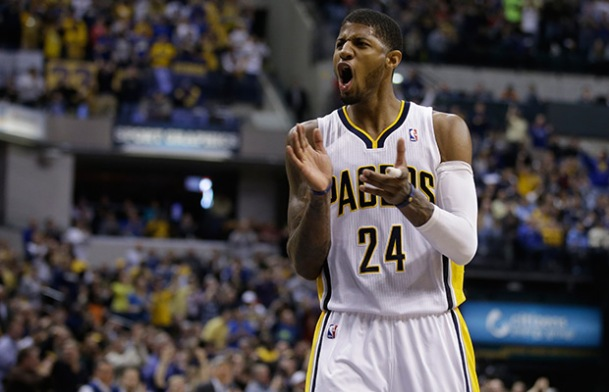 The Pacers are 9-1 in their last 10 games, and Paul George is set to return soon. (AP)
