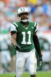 Could Kerley be the odd man out in the Jets offense? (USA Today Sports)