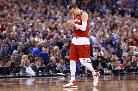 Sam Dekker wants you to know that Wisconsin's success was an indicator of his potential.