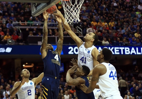 Trey Lyles may not be the biggest name coming out of Kentucky -- but he is the